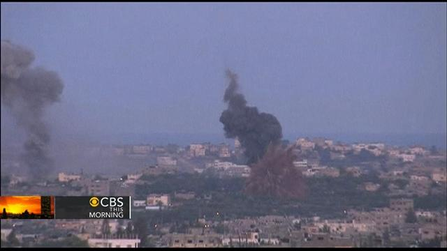Israel close to sending ground forces into Gaza