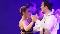 Argentinian tango comes to Brazil