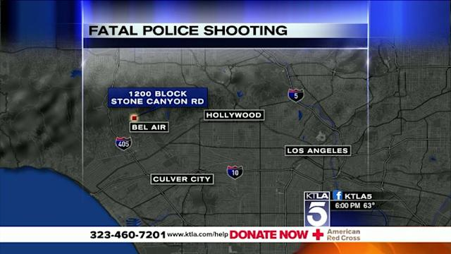 Officers Shoot, Kill Armed Man in Bel-Air: Police