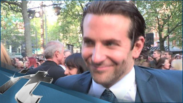 Bradley Cooper News Pop: Bradley Cooper Glad to Have Found Success in Later Life