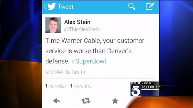 Time Warner Cable Blackout Affects Super Bowl Viewing