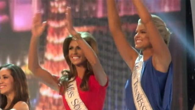 Lara Spencer's Sneak Peek at Miss America