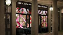 Data Fuels Rout in European Stocks But Burberry Parades Strong Growth
