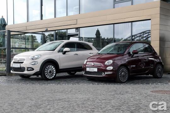 除了義大利,立陶宛人也非常鍾愛Fiat 500,跨界版本500X同樣榜上有名。