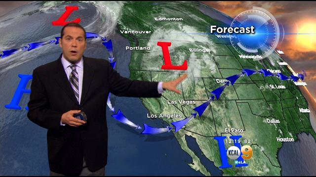Josh Rubenstein's Weather Forecast (June 17)