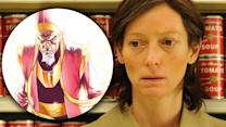 """Doctor Strange"" Possibly Adding Tilda Swinton; Death Appearance"