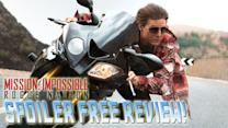 Mission Impossible Rogue Nation Spoiler Free Review