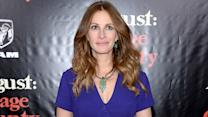 Julia Roberts Dishes On SAG And Golden Globe Nominations For 'August: Osage County'