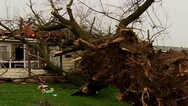 Spring Storm Spawns Tornadoes, Leaves 3 Dead