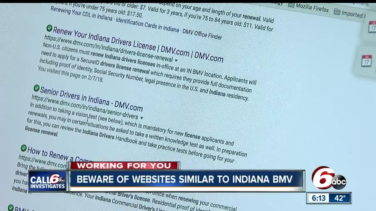 indiana commercial drivers license test booklet