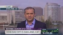 How bad off is Oakland, CA?