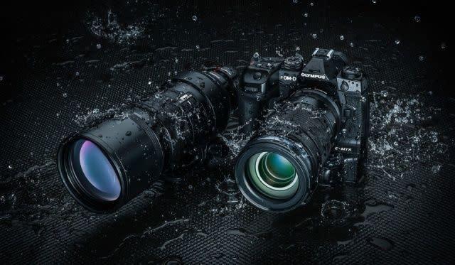 Olympus 相機能當作 webcam 的工具正式推出 beta 版本了