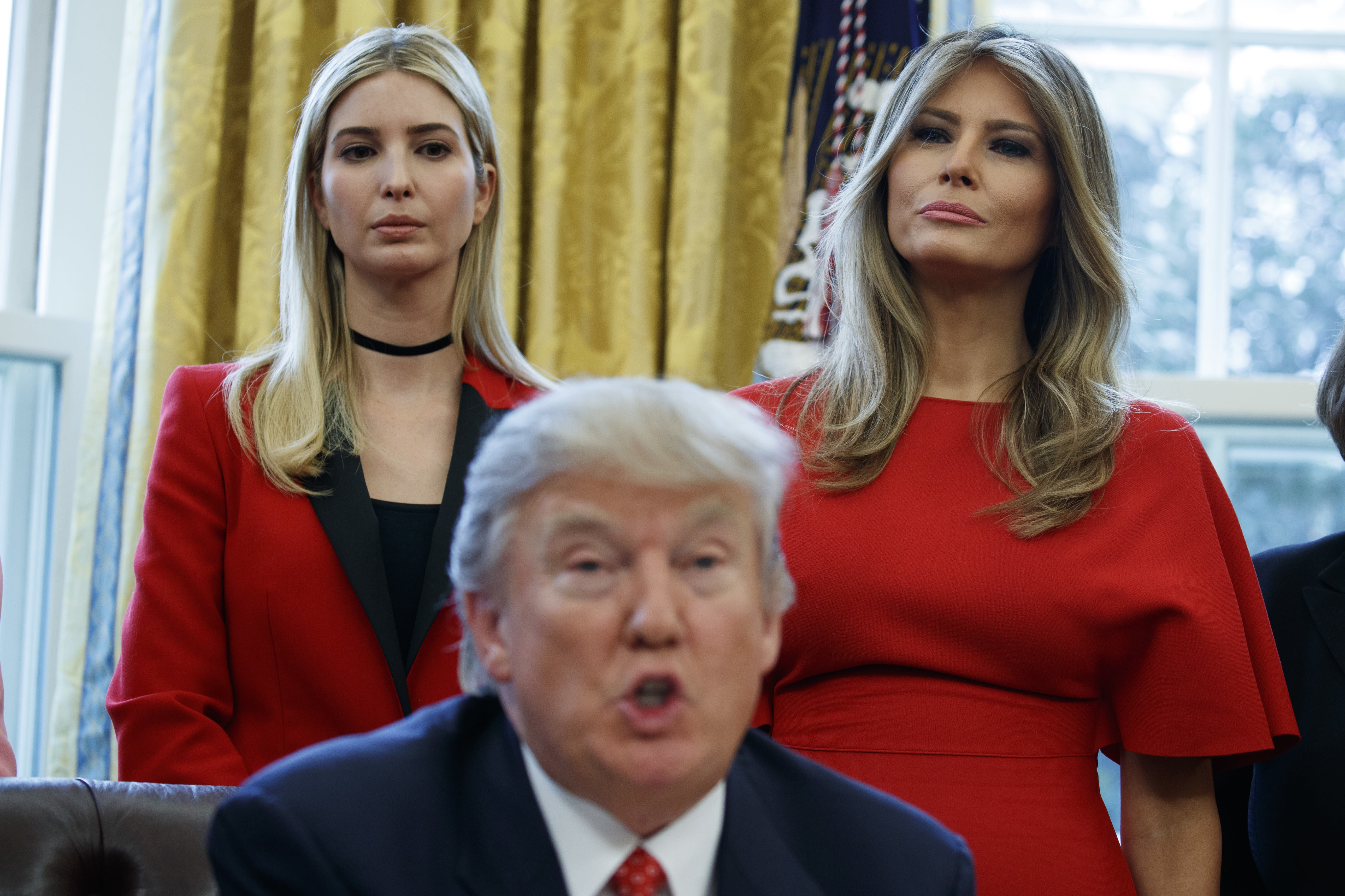 Ivanka and Melania Trump tweets about Women's History Month are totally  backfiring [Video]