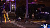 Witnesses recall gruesome street racing fatality