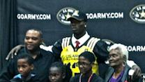Army Bowl Stops at Terry
