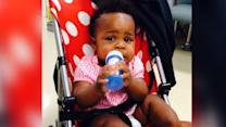 Woman arrested, accused of abandoning baby