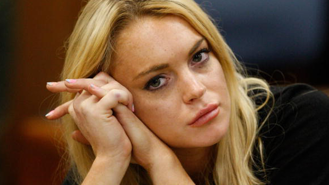 Lindsay Lohan Goes To 3 Rehab Centers In 24 Hours