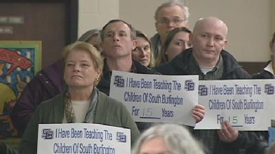South Burlington Teachers Could Go On Strike
