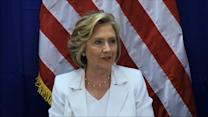 Hillary Clinton Courts Voters In Puerto Rico