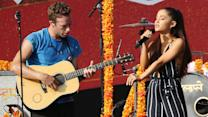 "Ariana Grande & Coldplay Duet Harry Styles' Written Track ""Just a Little Bit of"