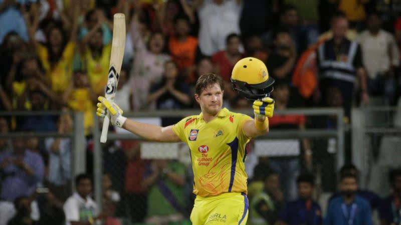 Watson scored a century in final of IPL 2018