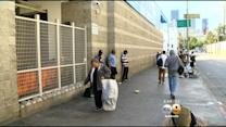 Police Use Stun Gun On Homeless Man On Skid Row, 3 Days After Fatal Shooting