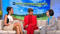 Robin Roberts, Sister-Sally Ann and Doctor on MDS Battle