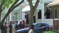 5pm: Standoff on West 103rd Street