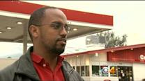 Gas Station Clerk Stabbed By Robber: 'We Just Started Fighting'