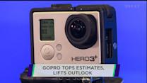 GoPro on the go; LinkedIn hiring boost; Starbucks' mixed brew