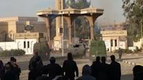Clashes after Friday prayers in Egypt