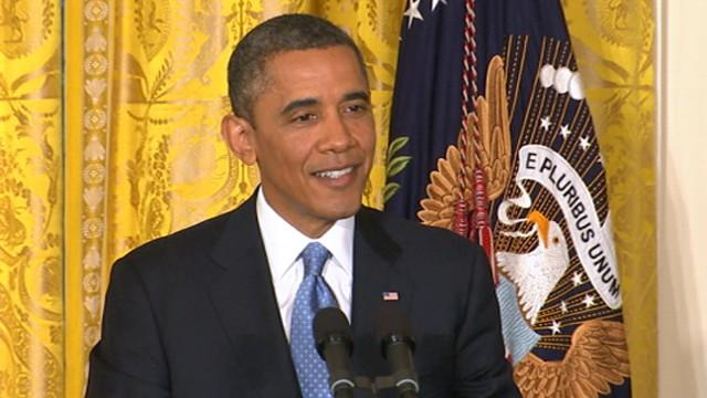 President Obama: 'I Like a Good Party,' But ...