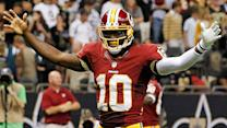 Biggest impressions of RG3 debut