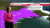 Video: Update on Nor'easter