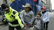 Courageous Moments Amid Boston Marathon Bombs