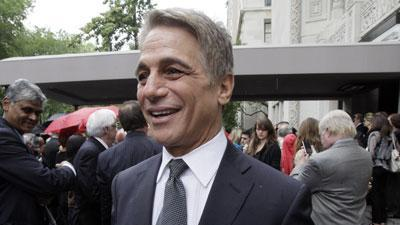 Tony Danza writes book about teaching experience