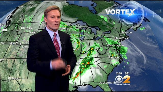 Overnight Weather 4/28: Increasing Clouds