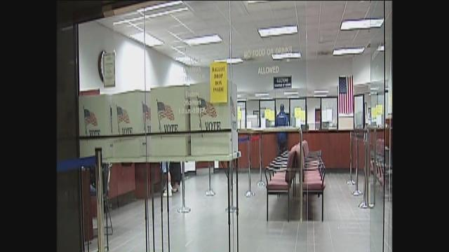 Early ballots being questioned