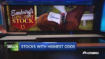 Stocks that carry long odds for gains