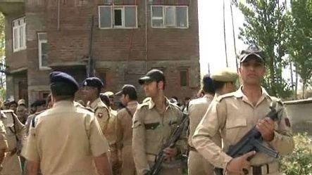 Retired DSP shot dead outside mosque in Srinagar