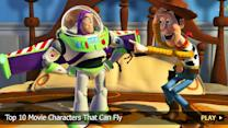 Top 10 Movie Characters That Can Fly
