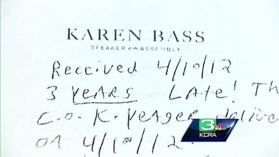KCRA 3 Investigation: Folsom guards accused of mail misconduct