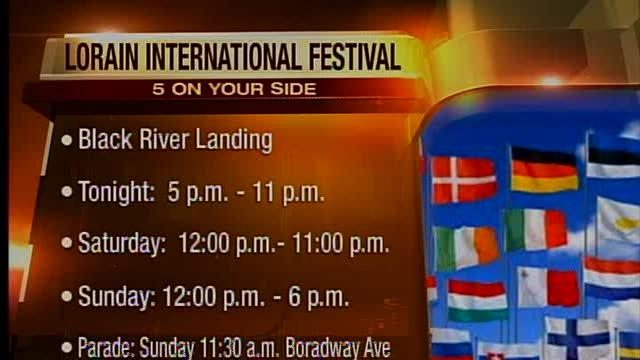 Lorain International fest to be held this weekend