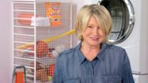 Martha Stewart Raps the 8 Uses for Baking Soda in the Laundry Room