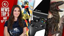 Xbox One Outsells PS4 & Dinosaur Survival Game Coming! - GS News Top 5