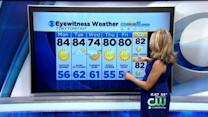 Katie Fehlinger's 8 AM Forecast: Monday, May 4, 2015