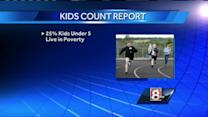 Report shows 25 percent of Maine children live in poverty