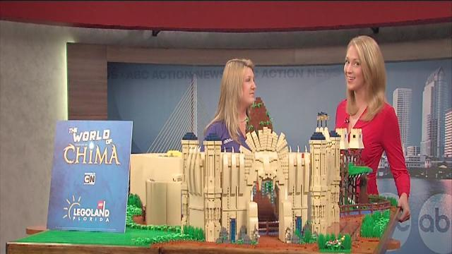 ABC Action News: Weekend Edition: Legoland Chima Preview