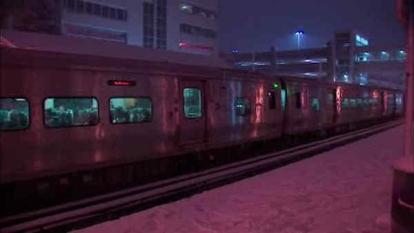 LIRR experiences service problems due to weather