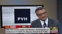 PVH CEO: Underlying business strong